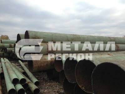 купить трубы б/у 720 по цене 25000 руб. в компании Металл Регион